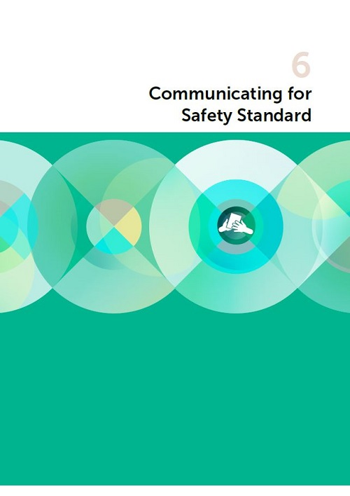 NSQHS Standard (2nd ed.) Communicating for Safety